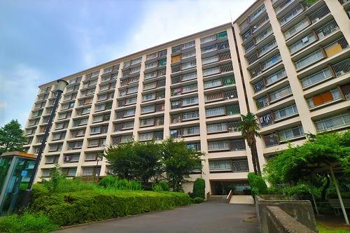 『烏山南住宅1号棟』 ~南西向き9階角部屋!日当たり・眺望良好♪~の画像