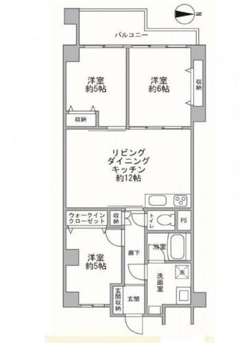 磯子センチュリーマンションの物件画像
