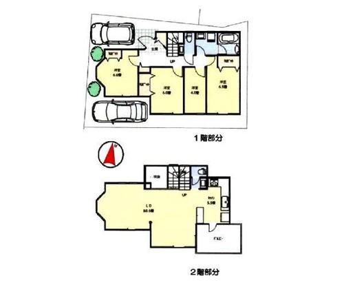 横浜市中区本牧緑ケ丘戸建の物件画像