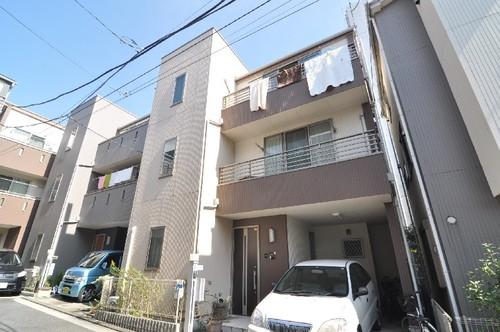 横浜市港北区樽町3丁目戸建の物件画像