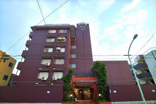 『トーア東糀谷マンション』 ~大鳥居駅より歩いて10分!専用庭付きのお部屋~の物件画像