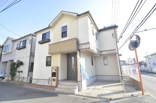 横浜市都筑区川和町戸建の物件画像