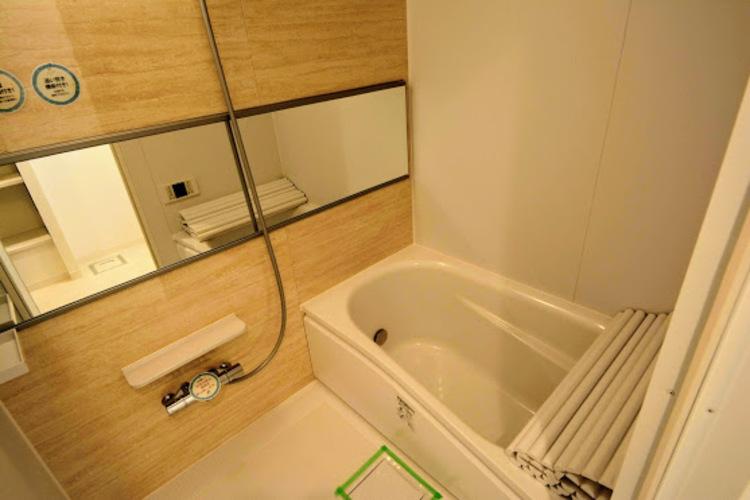 浴室乾燥機付きですので梅雨時期でも安心です!