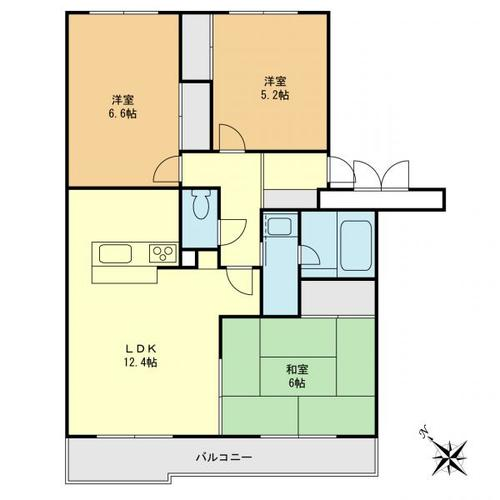上永谷グリーンマンション の物件画像
