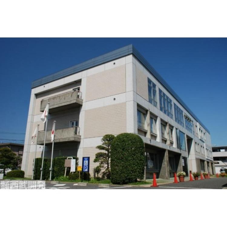 戸田市立図書館下戸田南分室(約550m)