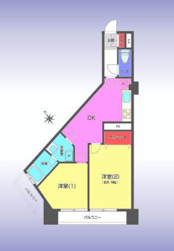 川口ファミリーマンションの物件画像