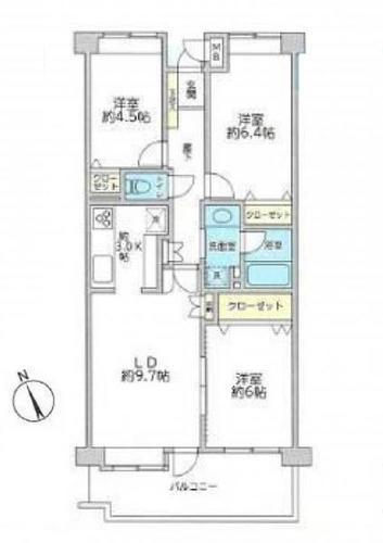 ルイシャトレ新川崎パークサイドの画像
