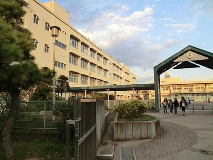 横浜市立芹が谷小学校 約450m