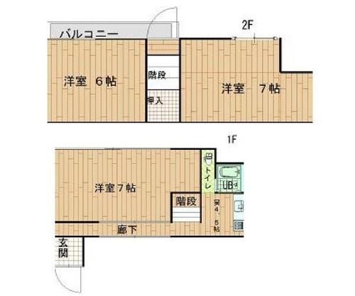 横浜市港北区篠原西町戸建の物件画像
