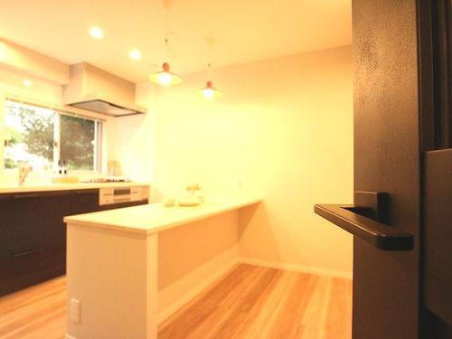 『 烏山北住宅 』南東向き日当たり良好の2LDK~renovation~の画像