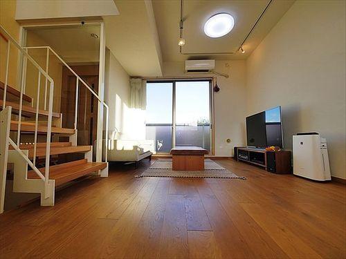 【ベルヴィータ学芸大学】人気の東横線♪3LDK+屋上スカイテラス付きの画像