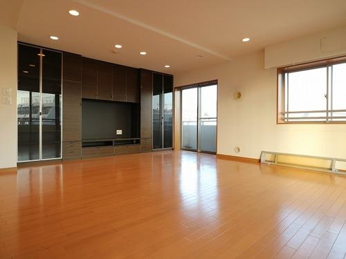 【ジェイパーク武蔵小山Ⅲ】最上階・角部屋で叶える開放的な毎日♪の画像