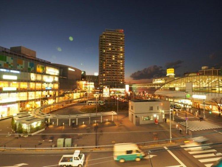 武蔵小金井駅まで1440m 再開発進む武蔵小金井駅。商業施設も整った駅。