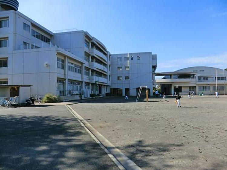 下田小学校1100m