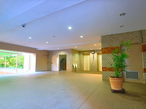【大森永谷マンション】総戸数260戸のビッグコミュニティの画像