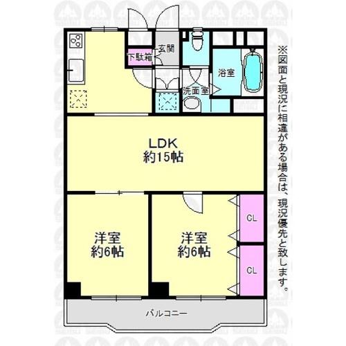 ライオンズマンション武蔵小金井の物件画像