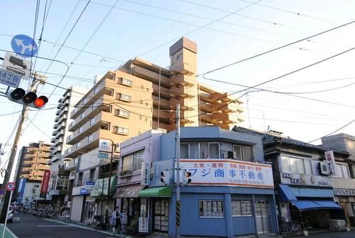 ライオンズマンション鶴見本町通りの画像
