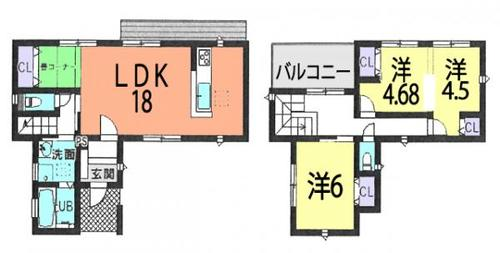 野田市桜の里3丁目 中古戸建の物件画像
