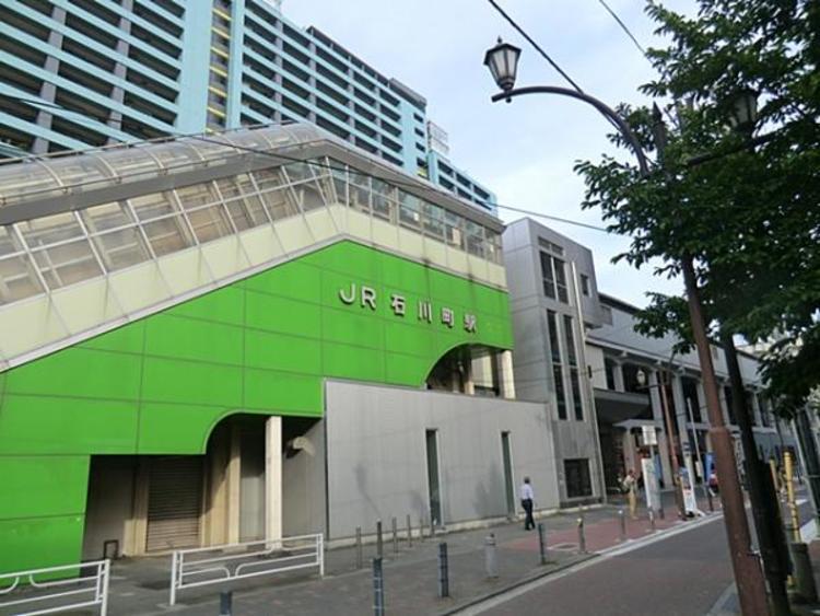 JR石川町駅 徒歩3分