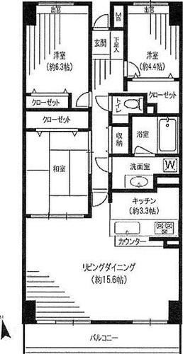 メゾン横浜能見台2の画像