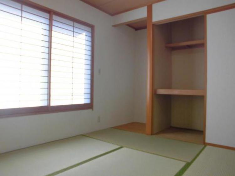 すぐ横になれる和室で寛ぐひと時はいかがですか。