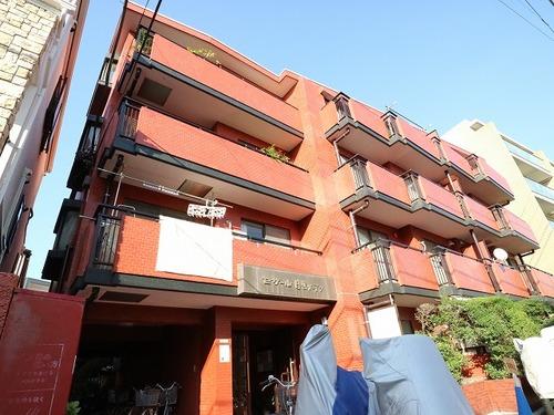 【セザール目黒ガーデン】2駅5路線利用可能♪最上階・角部屋ではじめる新生活の画像
