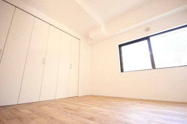 各室に収納完備。お部屋がきれいに保てます。
