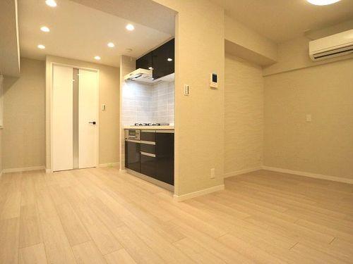 renovation『ニックハイム大森第一』最上階角部屋につき眺望・通風良好の画像