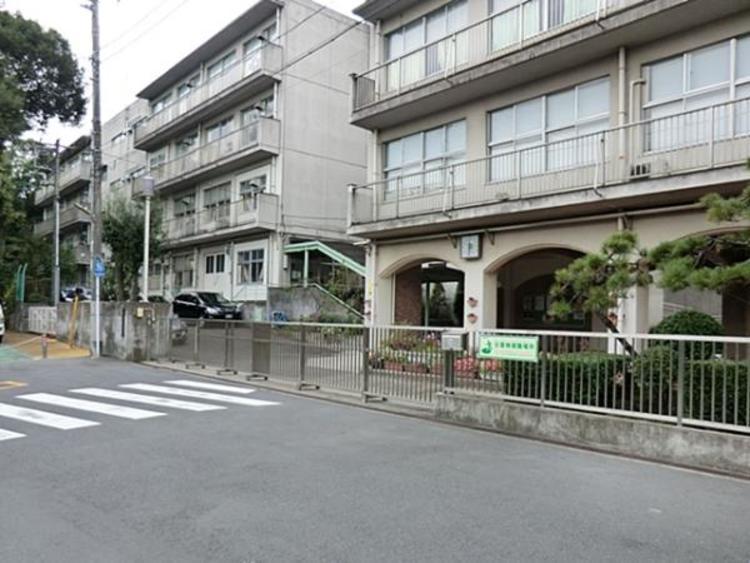 横浜市立老松中学校 約400m