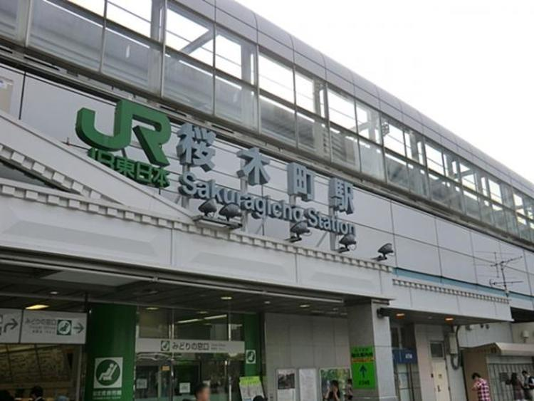 JR桜木町駅 徒歩9分
