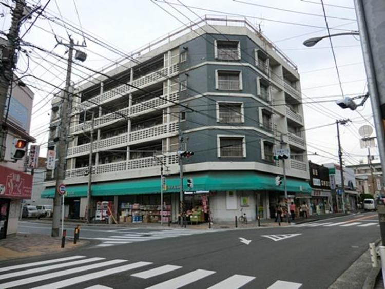 スーパーマルヤマ戸部店 約520m