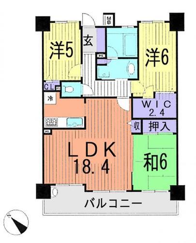 ウィズ戸田公園壱番館の画像