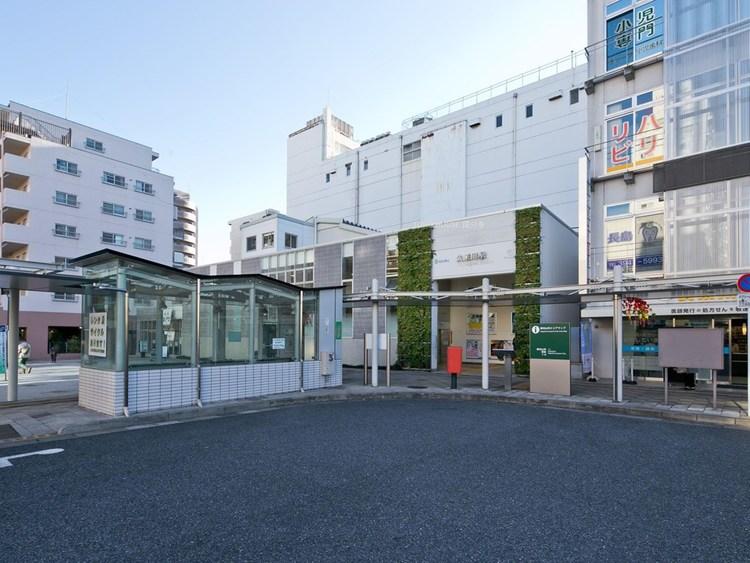 西武鉄道新宿線「久米川」駅 320m