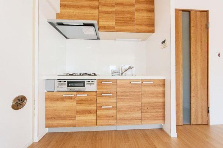 「キッチン」収納も充実した使いやすいキッチン