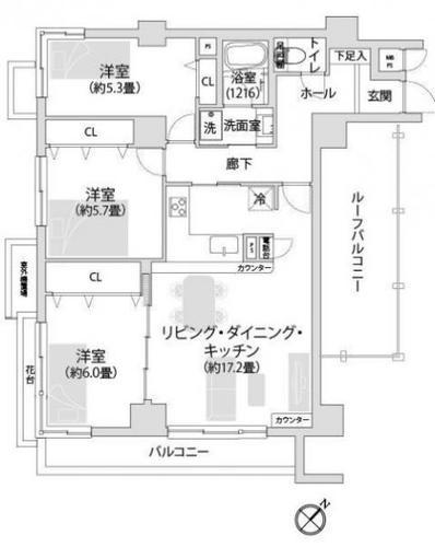 ラミアール南軽井沢の画像