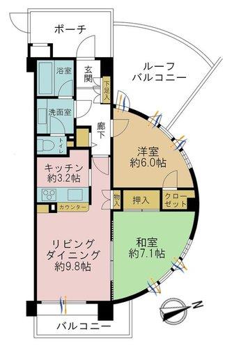 ジェイパーク大崎弐番館の画像