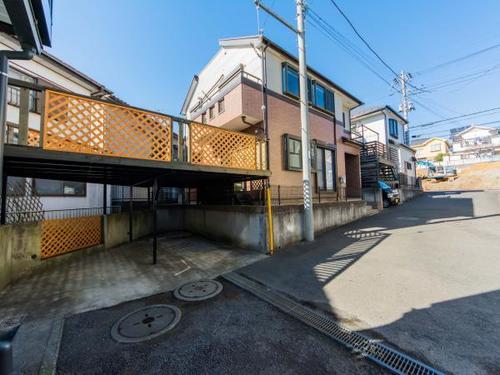 ◇ 再生中古戸建住宅 西谷(羽沢)  4室 ルーフバルコニー ◇の物件画像