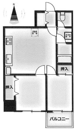 伊勢佐木町レインボーマンションの物件画像