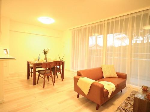『センターフォート』~ペットOK♪新規リフォームされた明るいお部屋~の画像