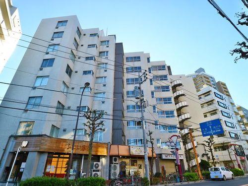 『 ライオンズマンション三軒茶屋 』ペットと住める♪~7階・南西向き・角住戸~の画像