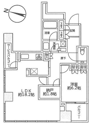 横浜ポートサイドプレイスタワーレジデンスの物件画像