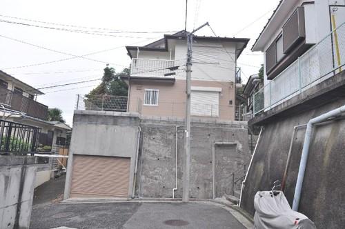 横浜市磯子区滝頭1丁目戸建の物件画像