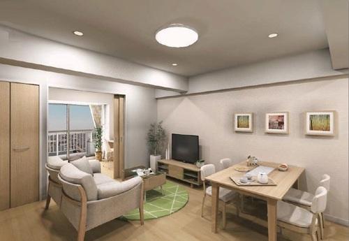 コスモ板橋本町の画像