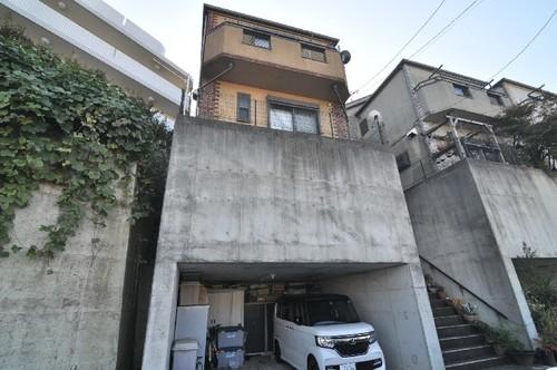 横浜市保土ケ谷区狩場町戸建の物件画像