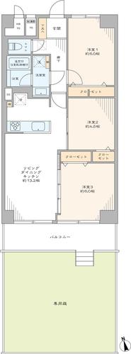 仲六郷ハウスの画像