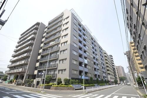 クレッセント新横浜ツインズイーストの物件画像