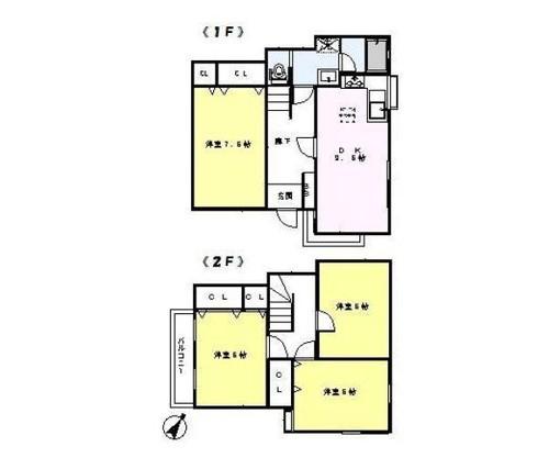 横浜市鶴見区獅子ケ谷2丁目戸建の物件画像