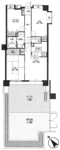 ライオンズマンション横浜駅西第3の物件画像