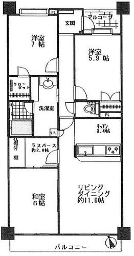 リーベンスクエア横浜鶴見の画像