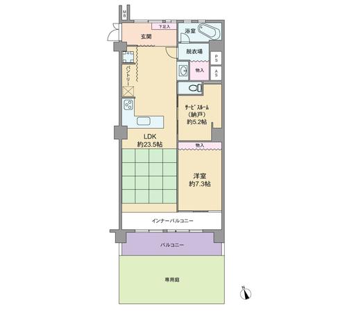 メゾン覚王山月宮殿の物件画像